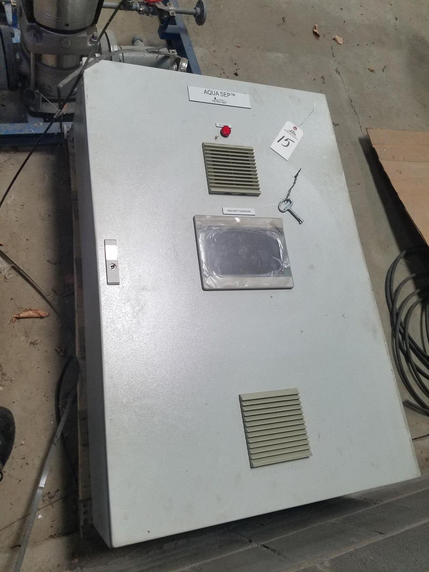 Aqua Sep Control Panel | Rig Fee: $25