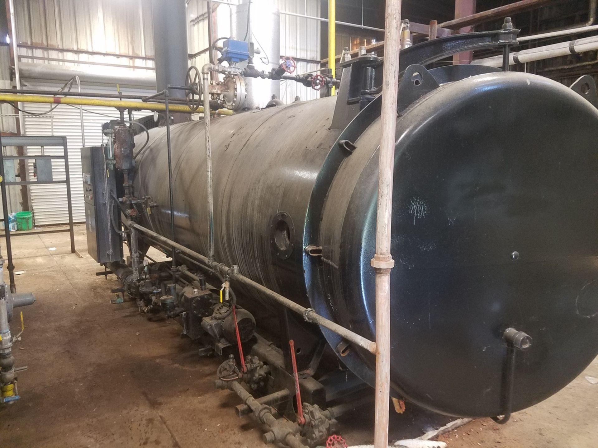2009 (Rebuilt 2016) 250 HP Cleaver Brooks Boiler, 8.9 mmBTU, M# CB-200-250S-250, | Rig Fee: $5000 - Image 8 of 8