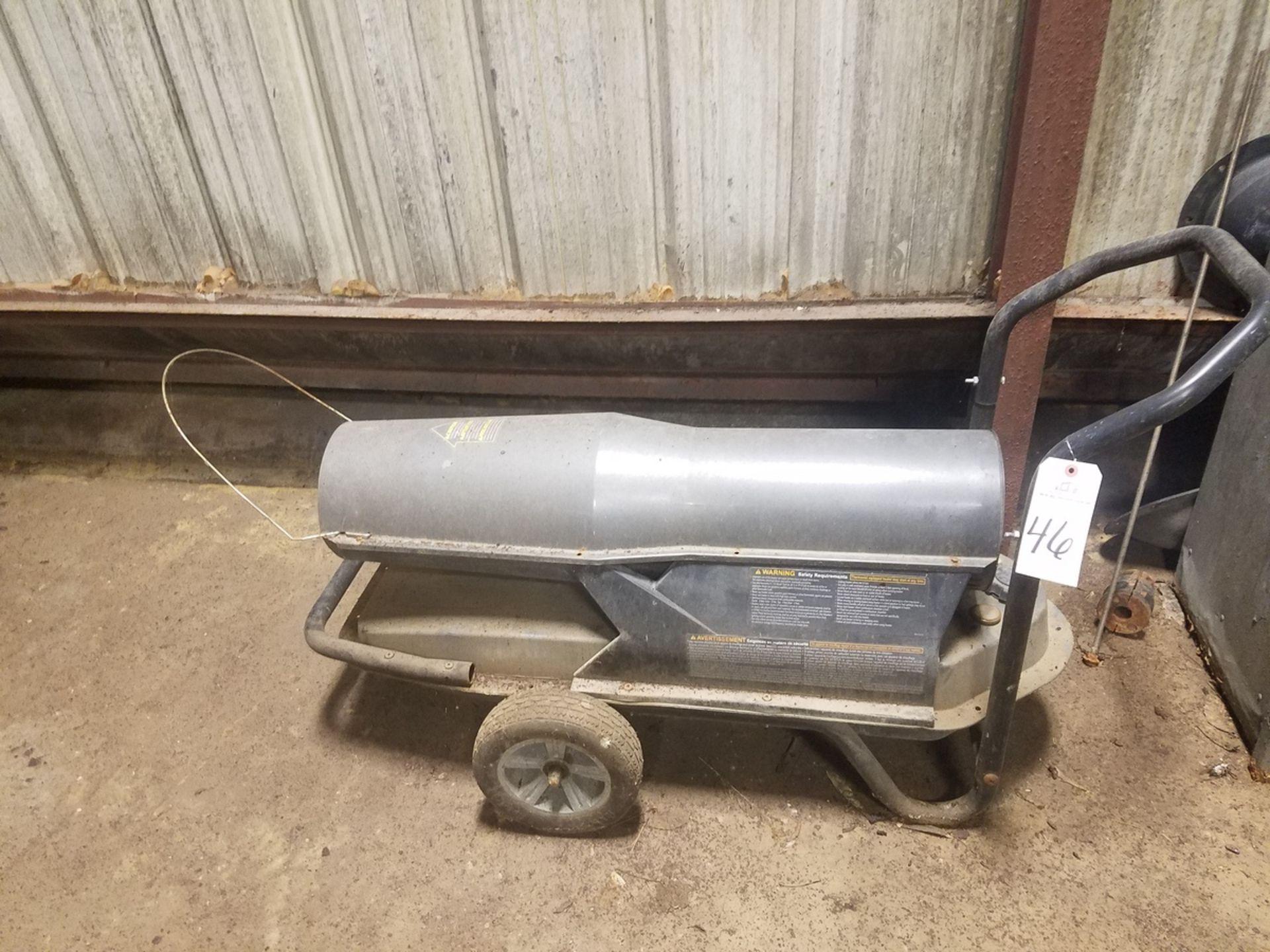 Procom Magnum Oil Fired Heater | Rig Fee: $25