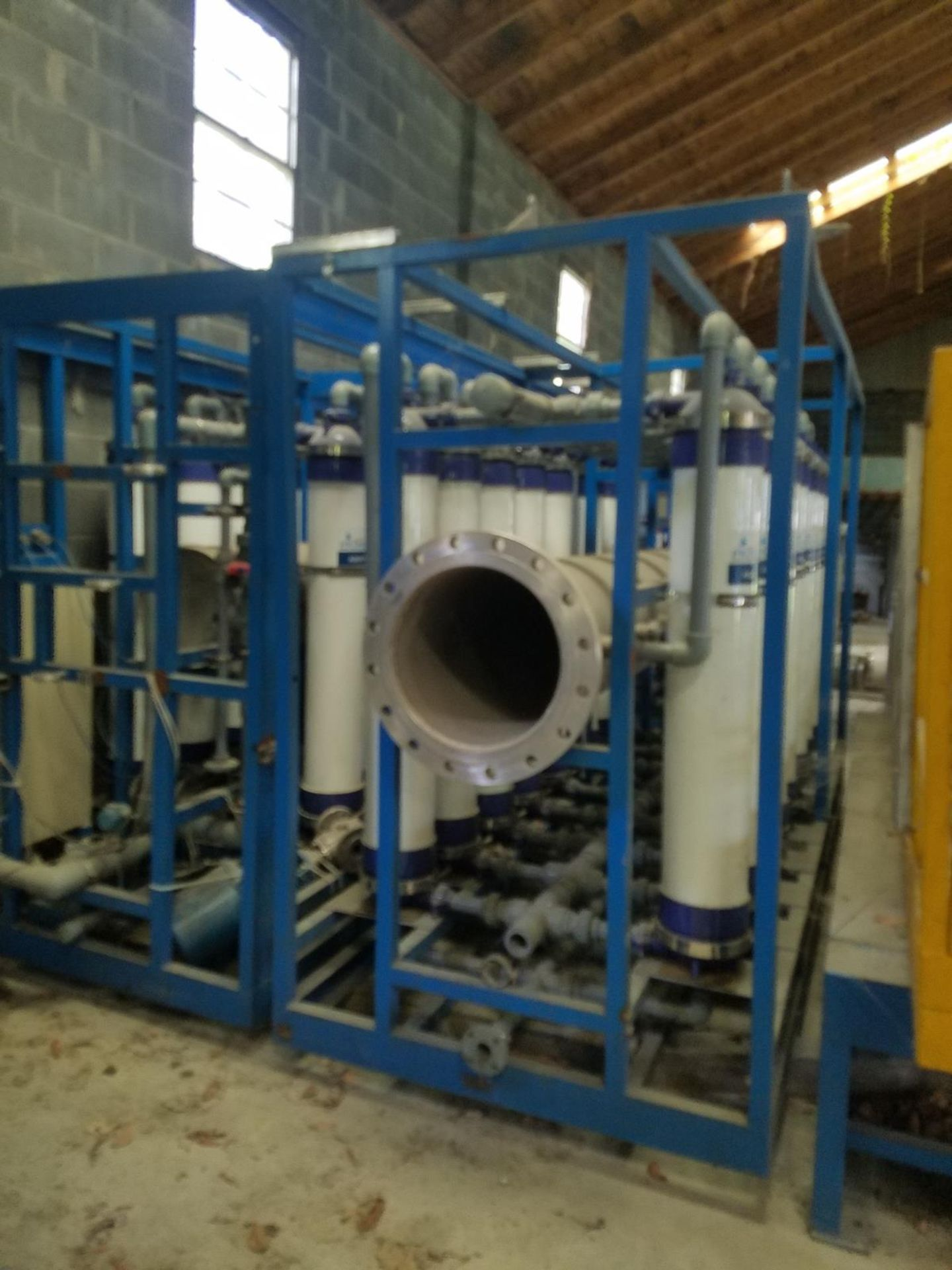 Petro Sep UF Membrane Filtration Skid System, Includes (2) SS Cartridge Filters, | Rig Fee: $1200 - Image 12 of 13