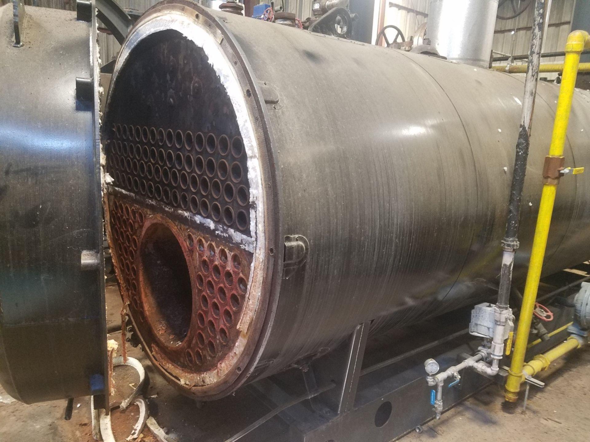 2009 (Rebuilt 2016) 250 HP Cleaver Brooks Boiler, 8.9 mmBTU, M# CB-200-250S-250, | Rig Fee: $5000 - Image 7 of 8