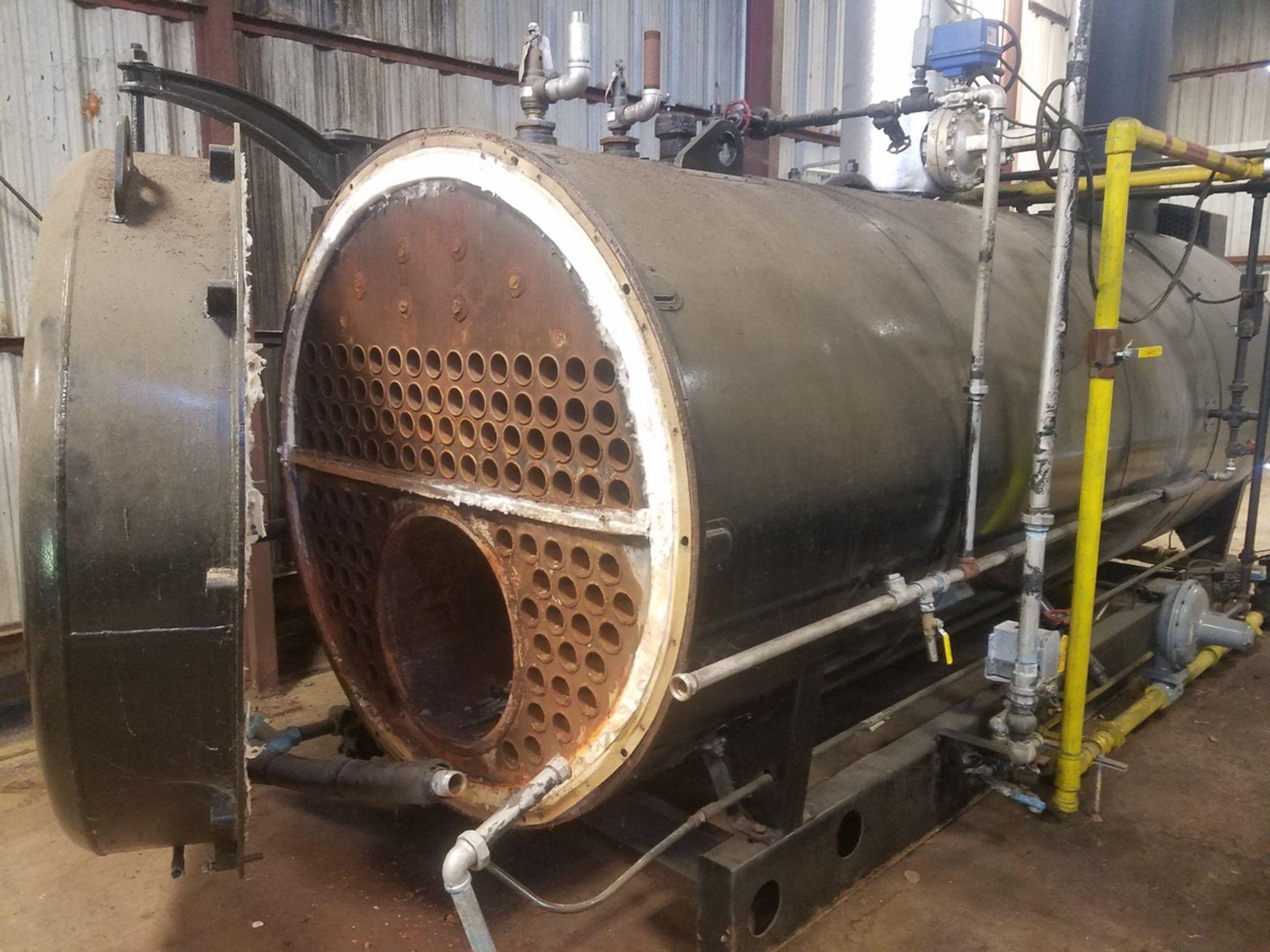 2009 (Rebuilt 2016) 250 HP Cleaver Brooks Boiler, 8.9 mmBTU, M# CB-200-250S-250, | Rig Fee: $5000 - Image 6 of 7