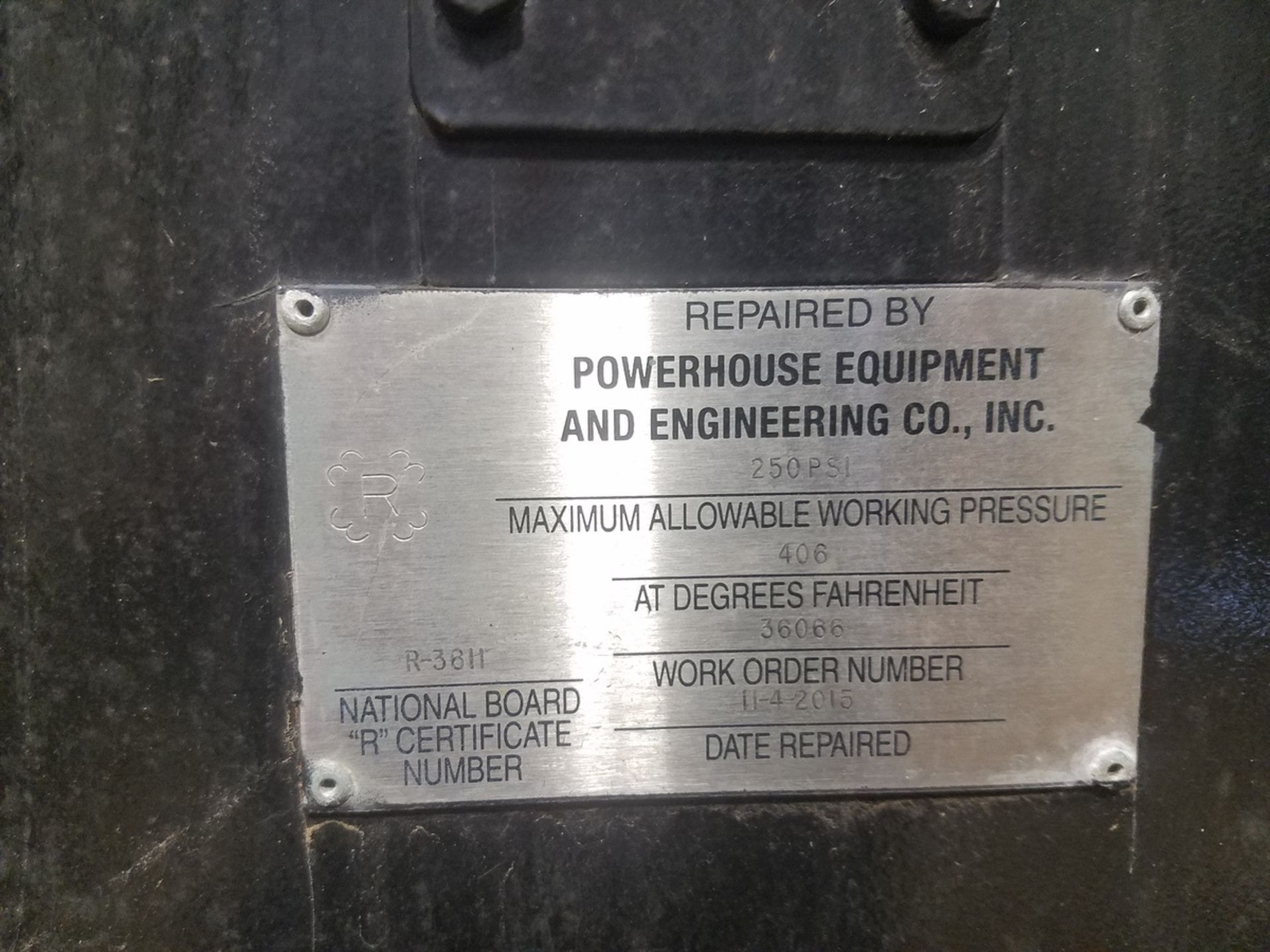 2009 (Rebuilt 2016) 250 HP Cleaver Brooks Boiler, 8.9 mmBTU, M# CB-200-250S-250, | Rig Fee: $5000 - Image 2 of 8
