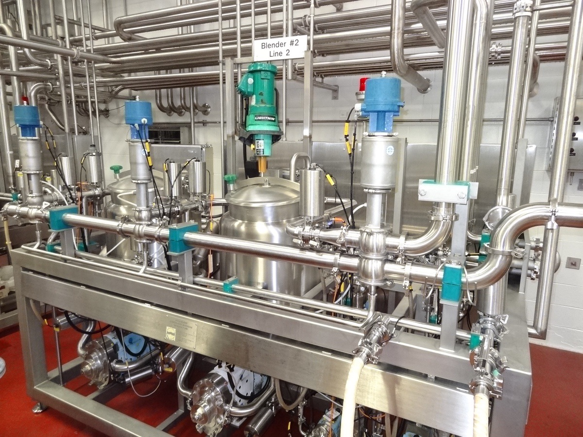 Coca-Cola Carbonated Beverage Plant: Processing and Packaging Auction