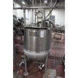 Lee Industries 60 Gallon Jacketed Kettle, Prop Mixer, M# 60 EN, S/N | Subj to Bulk | Rig Fee: $150