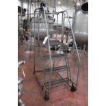 4' Warehouse Ladder | Subj to Bulk | Rig Fee: $0