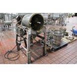 Material Grinding/Puree Machine | Rig Fee: $300