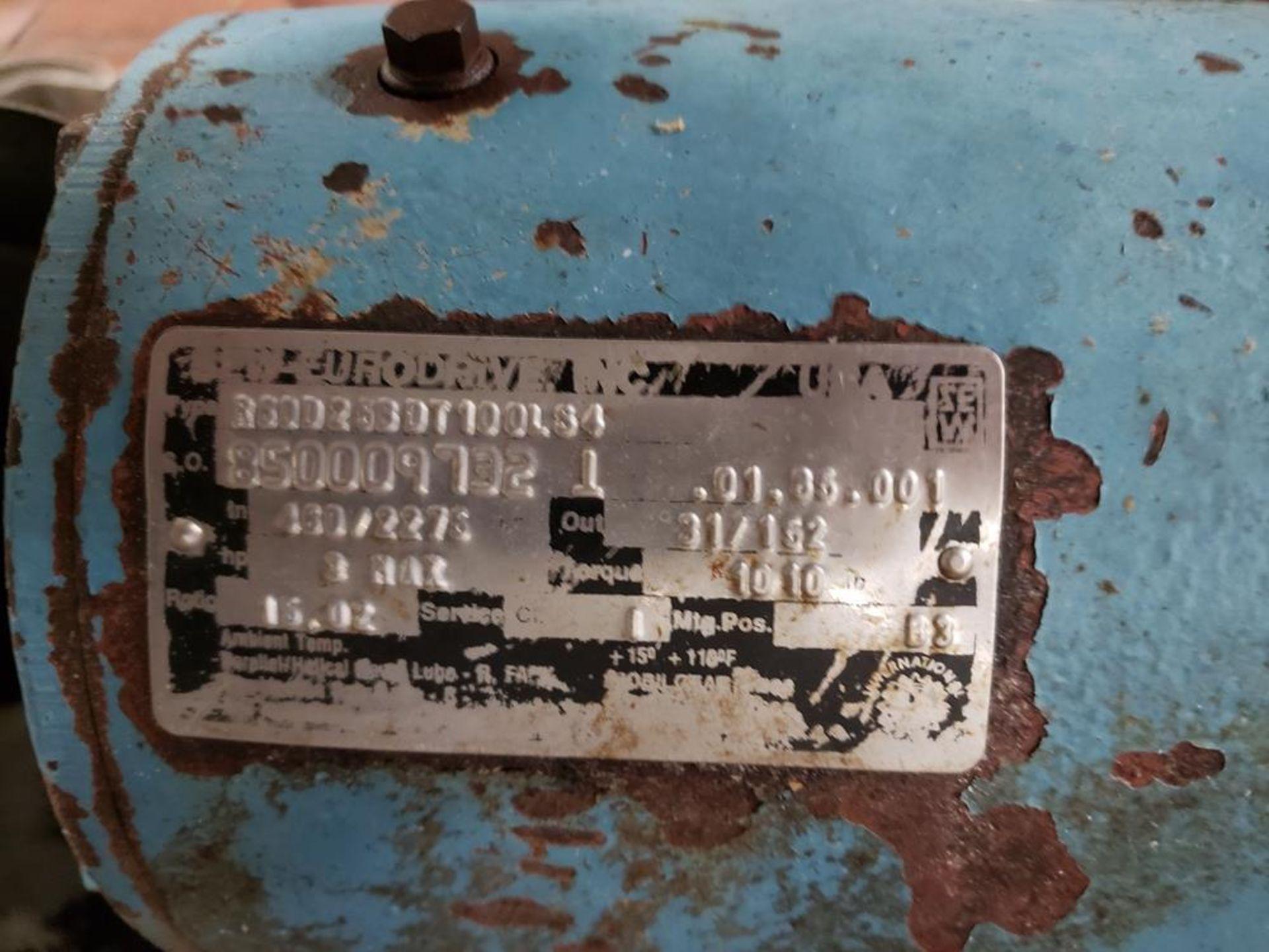 Lot 44 - Waukesha M# 130 Positive Displacement Pump Skid, S/N 102531 | Subj to Bulk | Rig Fee: $125