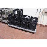 Stainless Steel Ingredient Platform | Rig Fee: $0