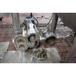 Waukesha M# 130 U1 Positive Displacement Pump Skid, S/N 100000285982 | Subj to Bulk | Rig Fee: $125