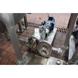 Waukesha M# 130 Positive Displacement Pump Skid, S/N 120798 | Subj to Bulk | Rig Fee: $125