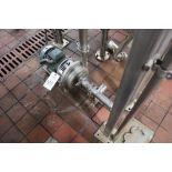APV Stainless Steel Sanitary Centrifugal Pump | Subj to Bulk | Rig Fee: $75