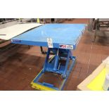 Advance Production Tools Hydraulic Lift Table | Subj to Bulk | Rig Fee: $75