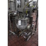 Dover 20 Qt. Tilting Jacketed Scrape Surface Kettle, M# DN/TA-10 SP | Subj to Bulk | Rig Fee: $100