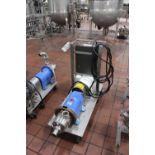 Waukesha Cherry-Burrell Shear Pump, M# SP4, 5 HP | Rig Fee: $50