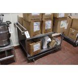 Stainless Steel Ingredient Cart | Rig Fee: $0