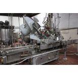 Continental White Cap Vapor Vacuum Capping Machine, M# VG, Reported | Subj to Bulk | Rig Fee: $600