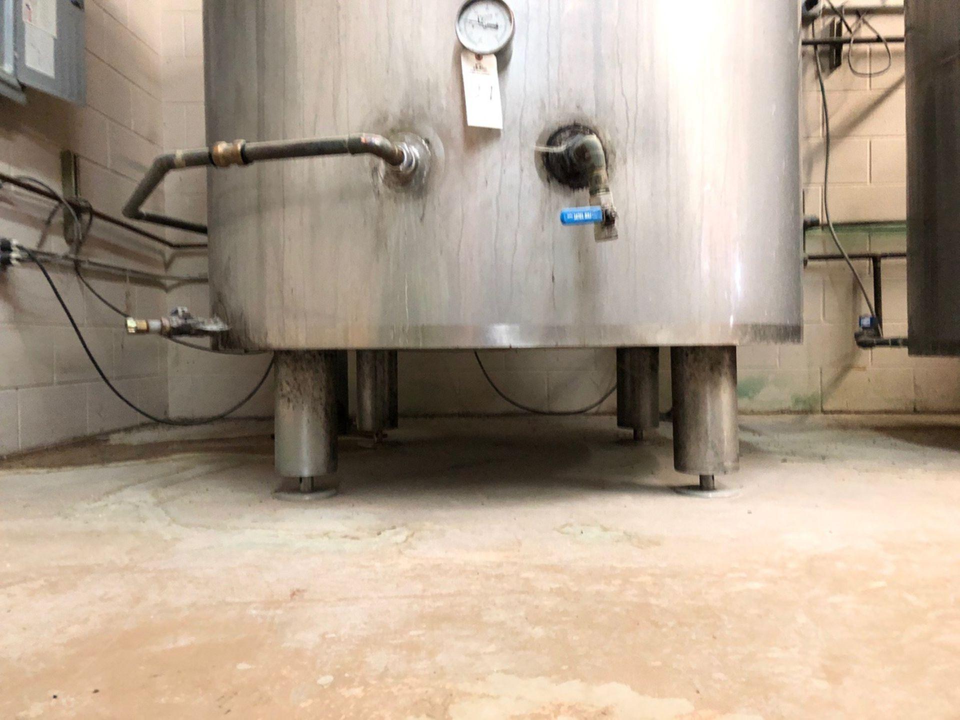 Lot 27 - 2008 Bavarian 2000L Glycol Storage Tank | Sub to Bulk | Rig Fee: $350