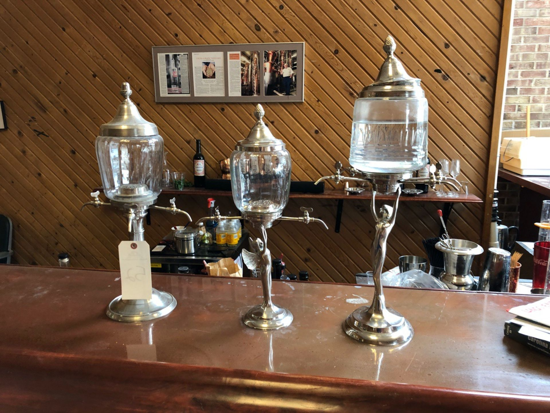 Lot 52 - Lot of Absinthe Dispensers | Rig Fee: $30 or HC