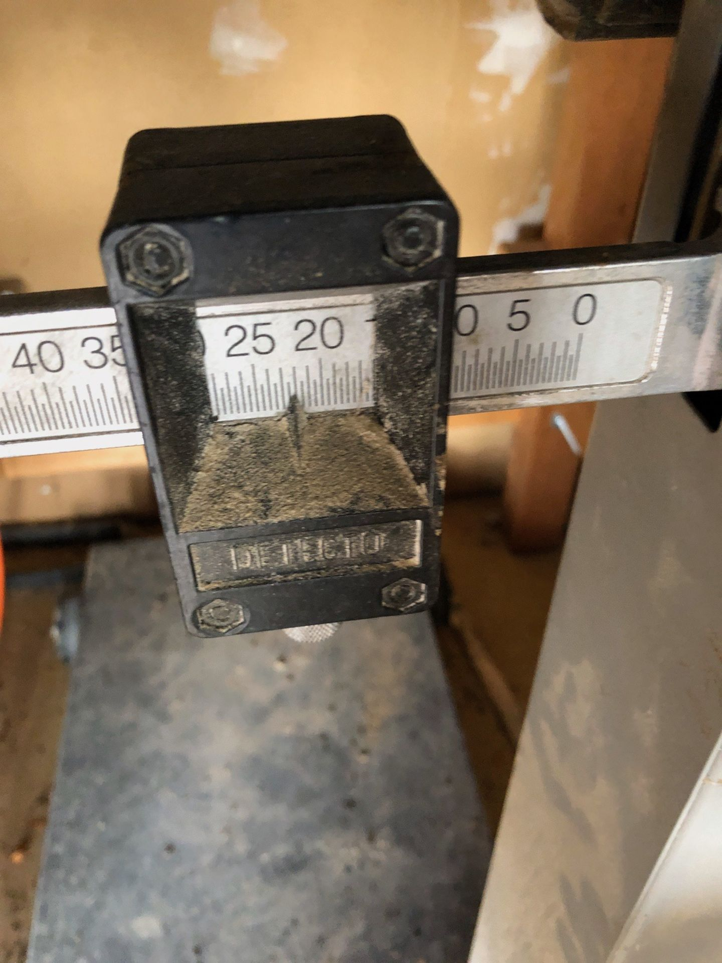 Lot 87 - Pallet Scale | Rig Fee: $25 or HC