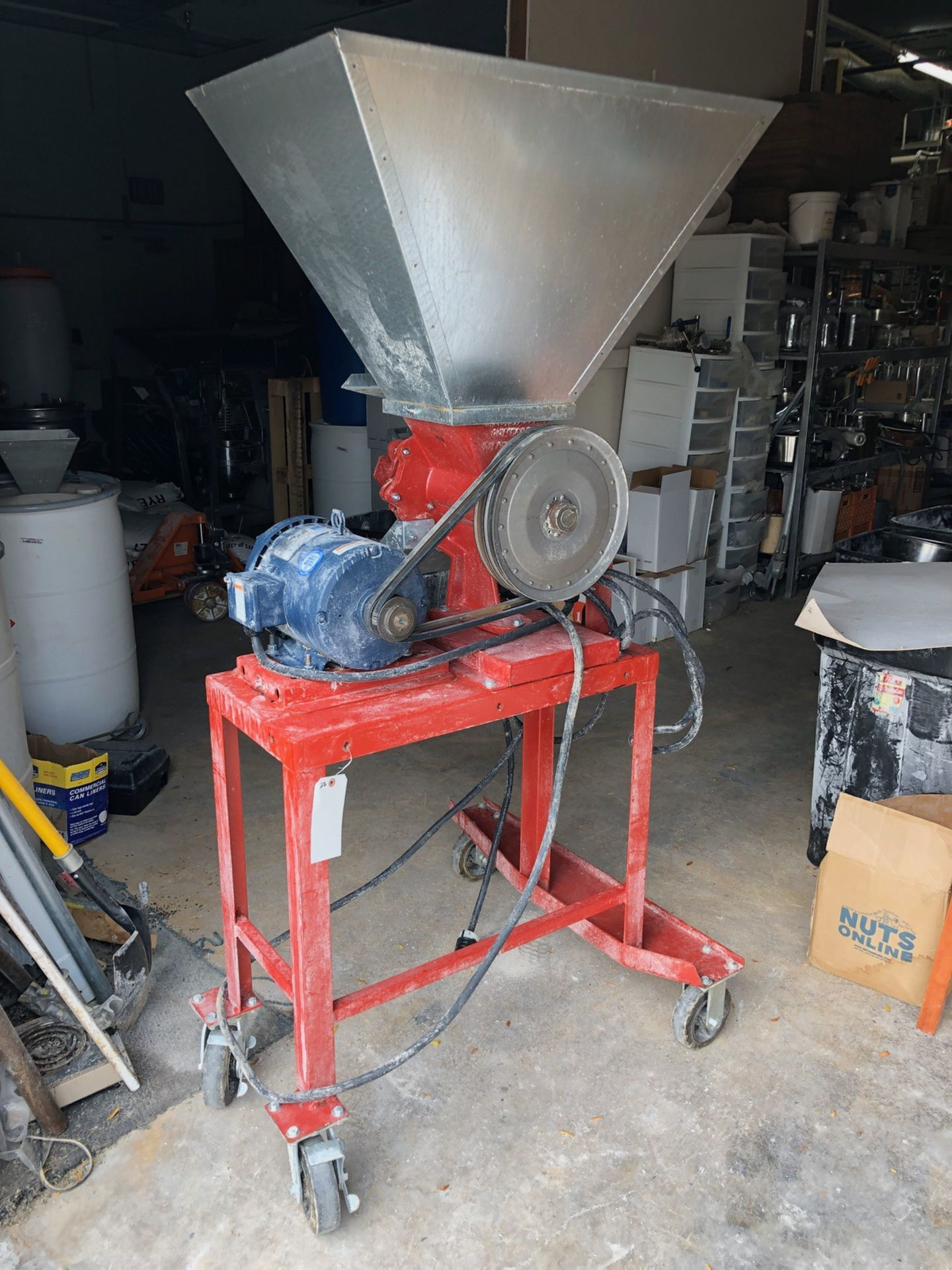 Lot 22 - 2010 CS Bell Model MILPA Mill, S/N: Virtuoso 11/10 | Sub to Bulk | Rig Fee: $100