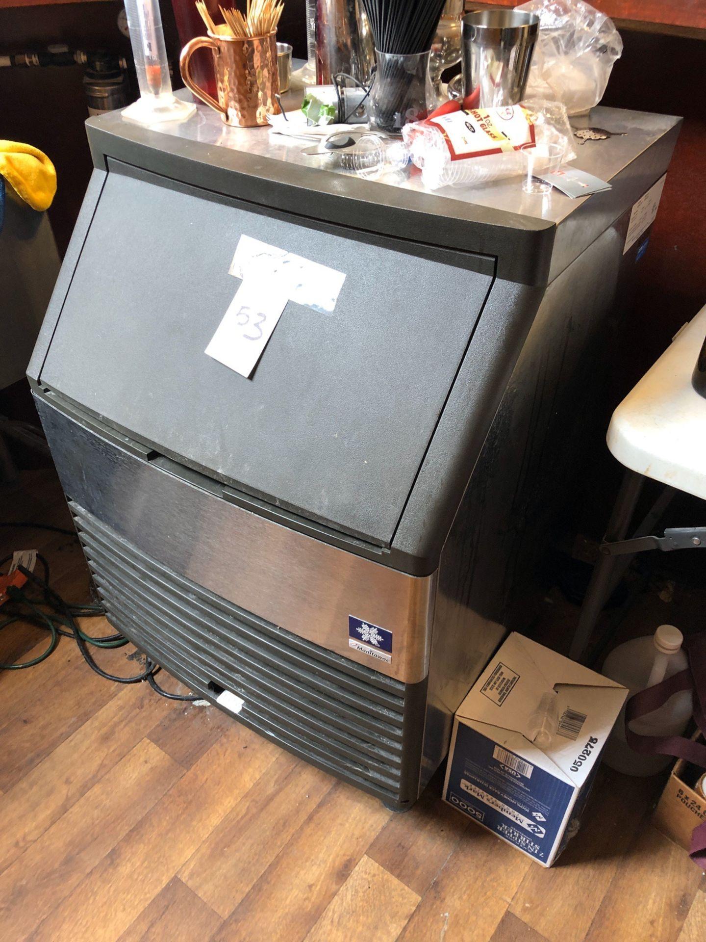 Lot 53 - Manitowac Model QD0132A Ice Maker, R-404A, S/N: 310182101 | Rig Fee: $100