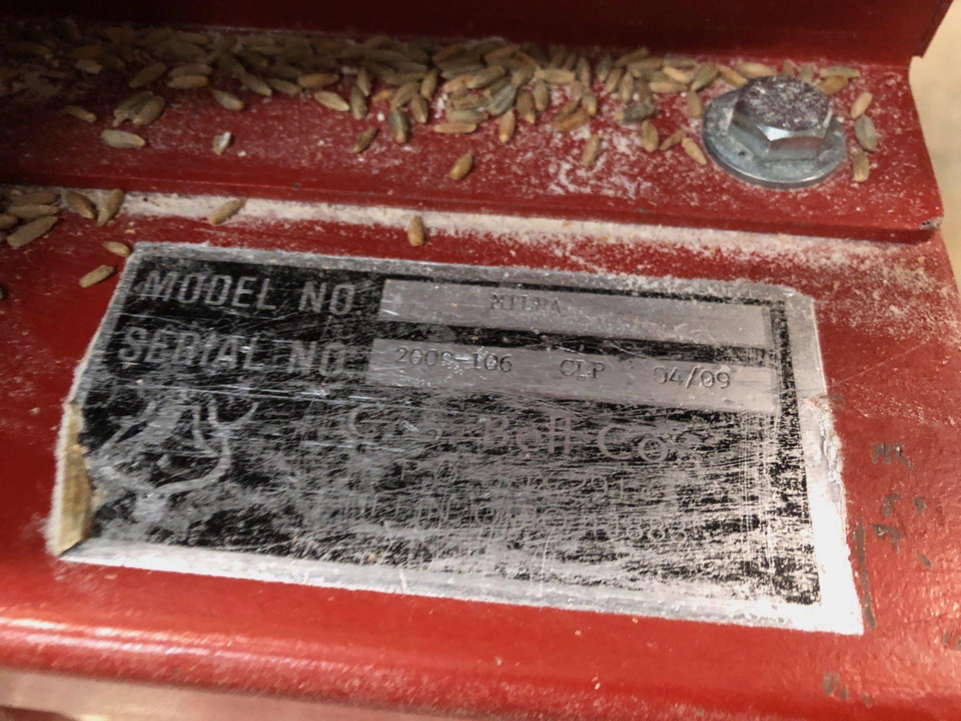 Lot 23 - 2009 CS Bell Model MILPA Mill, S/N: 2009-106 CIP 04/09 | Sub to Bulk | Rig Fee: $100