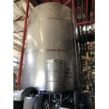 JV Norhwest 200 BBL Fermenter, Cone Bottom, Glycol Jacketed, Stainless Steel, Appro | Rig Fee: $3300