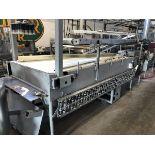 Accumulation Table, 48in W Belt x 10ft Long, Box Conveyor 12in W x 12 | Sub to Bulk | Rig Fee: $500