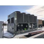 Trane Model CGAM 100F 100 Rton Glycol Chiller, S/N: U10C14489 | Rig Fee: $1000