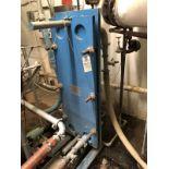 GEA Plate and Frame Heat Exchanger, Type N40, S/N: 185/401 | Rig Fee: $300