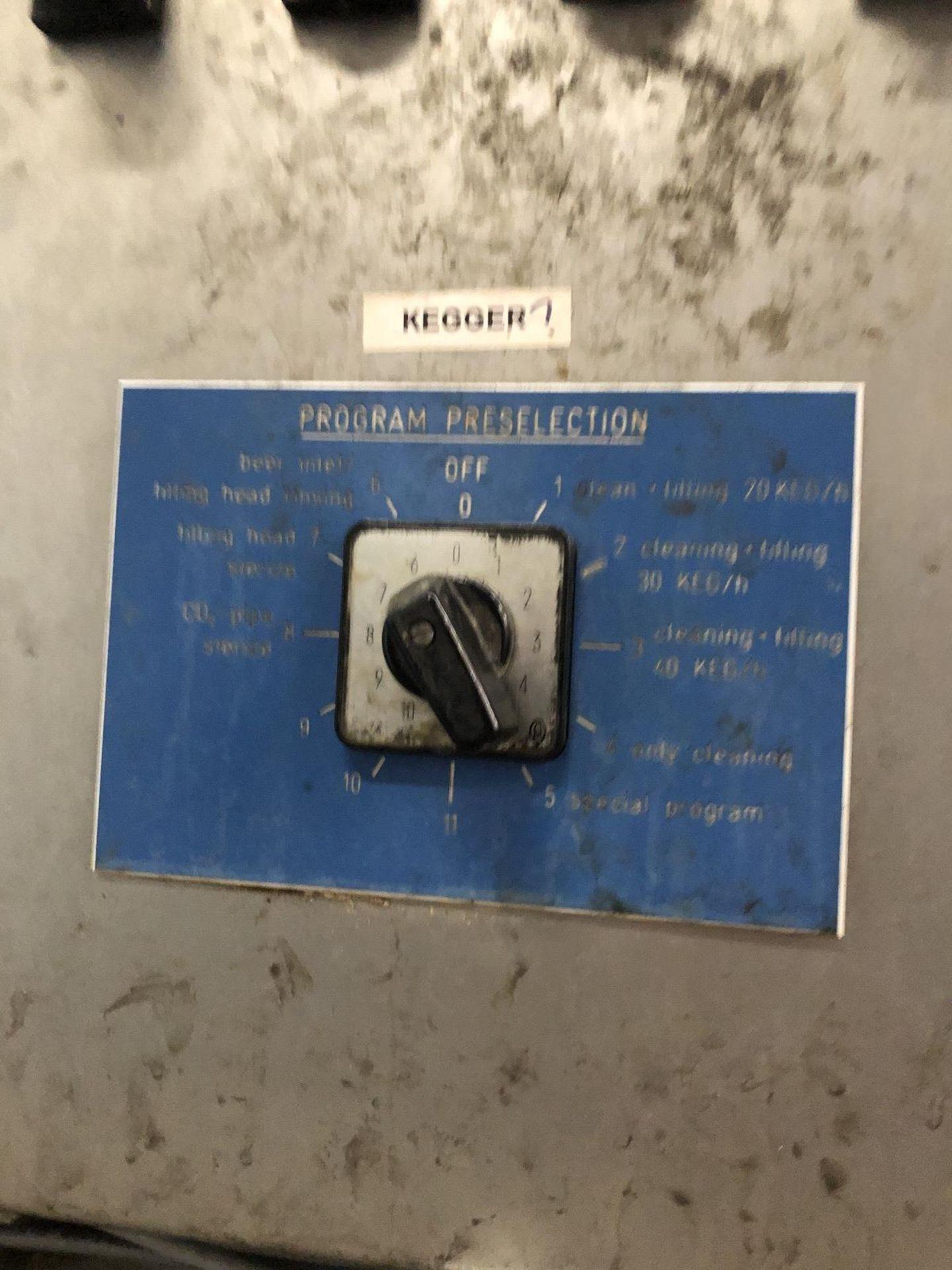 Lot 35 - Keg-Technik Keg Filler | Rig Fee: $400