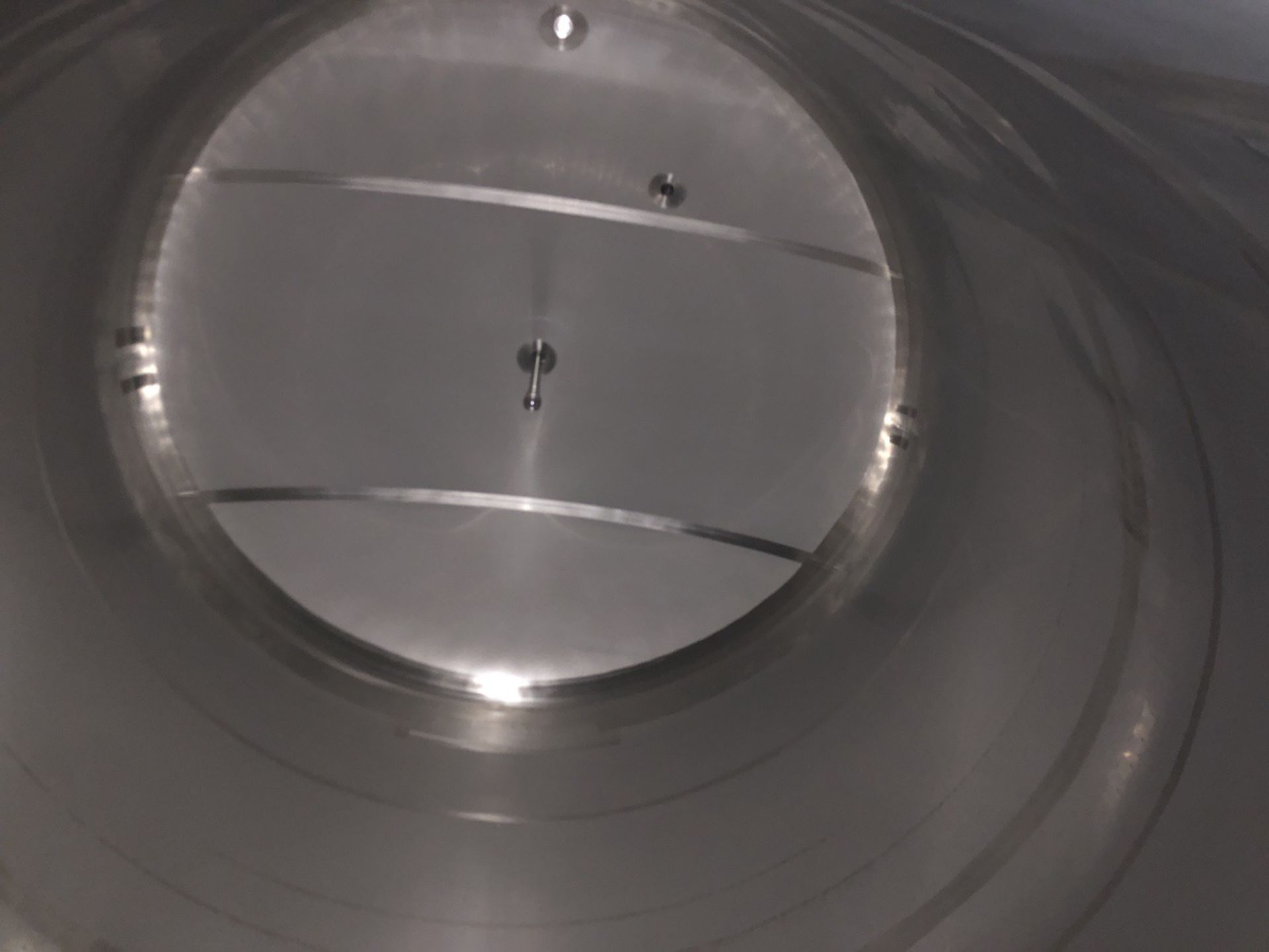 Lot 11 - JV Norhwest 200 BBL Fermenter, Cone Bottom, Glycol Jacketed, Stainless Steel, Appro | Rig Fee: $3300