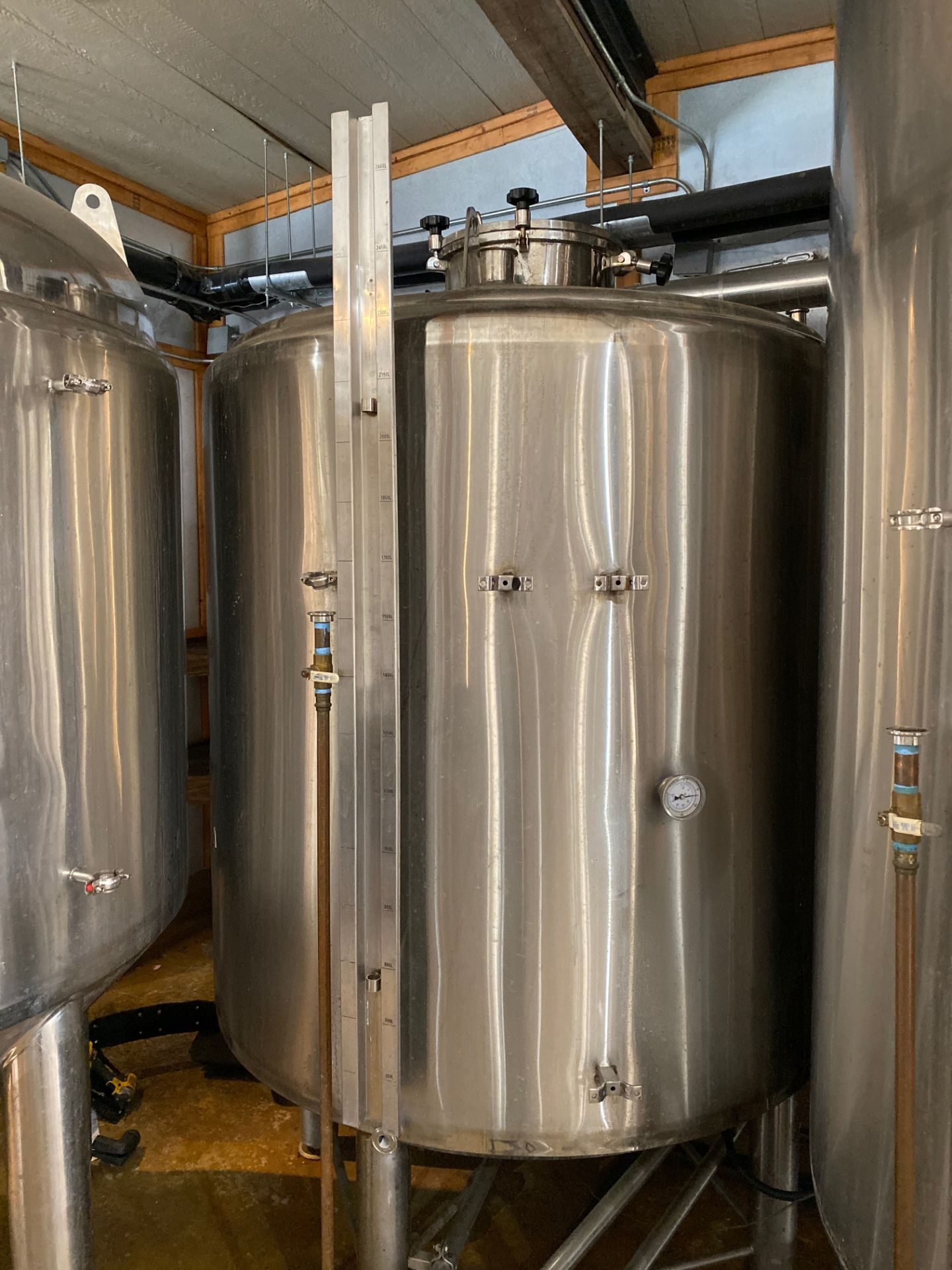 Lot 3 - 2014 Criveller Cold Liquor Tank, Jacketed | Sub to Bulk | Rig Fee: $500