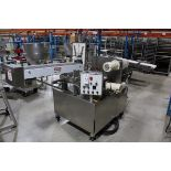 World Cup 8-Station Rotary Cup Filler, M# 8-80, 5.5in ID Cups, S/N 1381   Rig Fee: $400