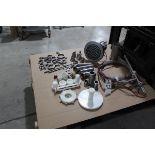 Lot of Piston Filler Change Parts   Rig Fee: $25