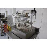 Comtec Pie Crust Forming Press, M# 1100, S/N 1-4547   Rig Fee: $100