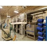Franz Haas Cracker Forming Line, M# Duo, (2013 Top Sheeters and Duo Mats, 2009 Lower Sheeters), 2008