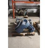 Pallet Lot Gearboxes w/Motors
