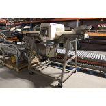 """MET30 Metal Detector, 14"""" W, 6"""" Apperature, w/13""""x74"""" Belt Conveyor"""