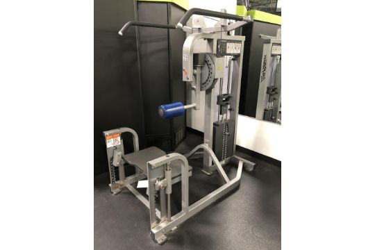 Life Fitness #PSHGSE Hip & Glute Machine Machine w/295lb  Weight Stack
