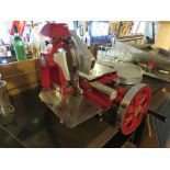Lot 55 - Berkel # 300M Manual Prosciutto Fly Wheel Slicer