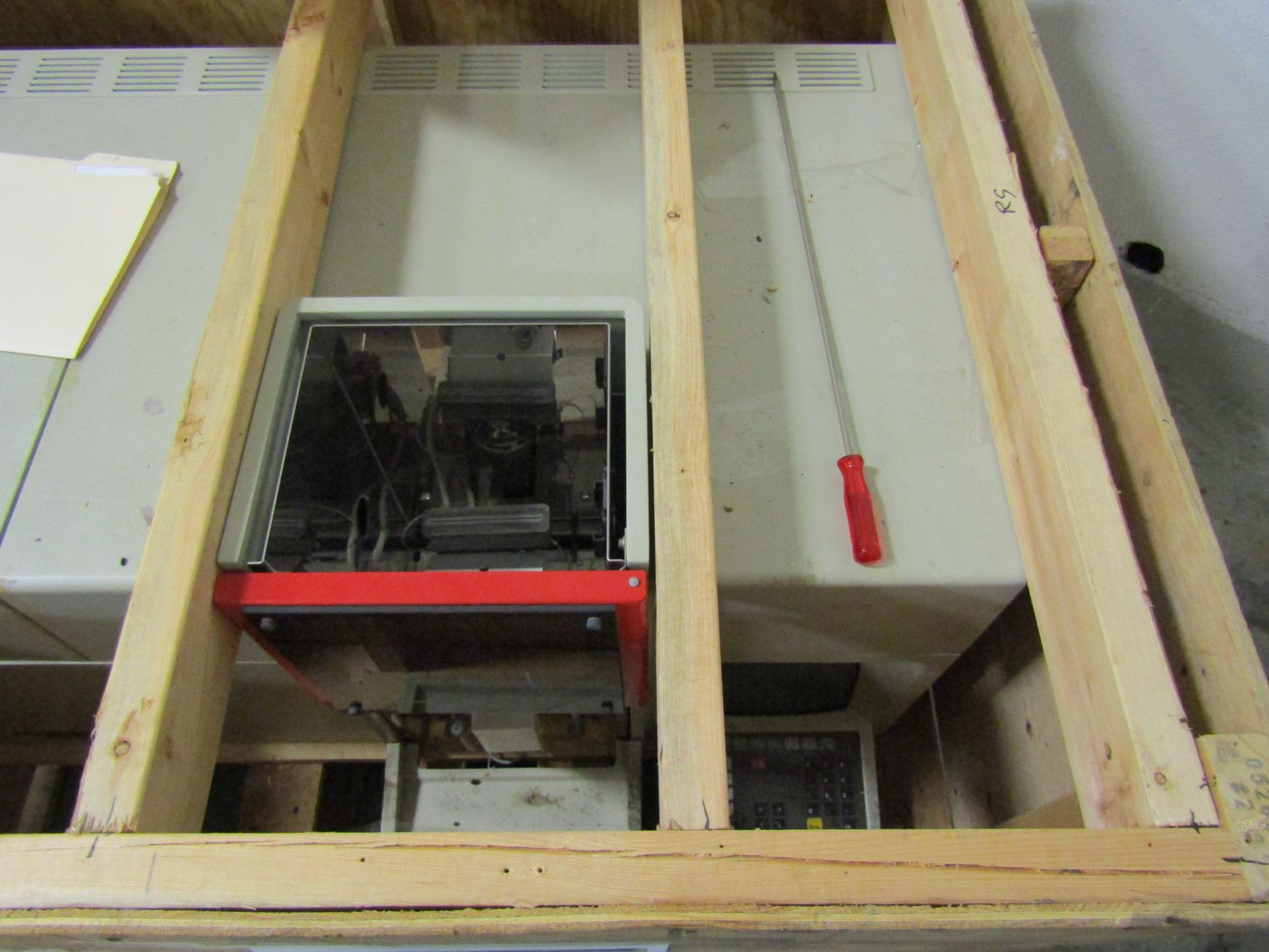 Lot 25 - PERKIN ELMER 1100B Atomic Absorption Spectrophotometer, Crated Not Tested/Not Operational