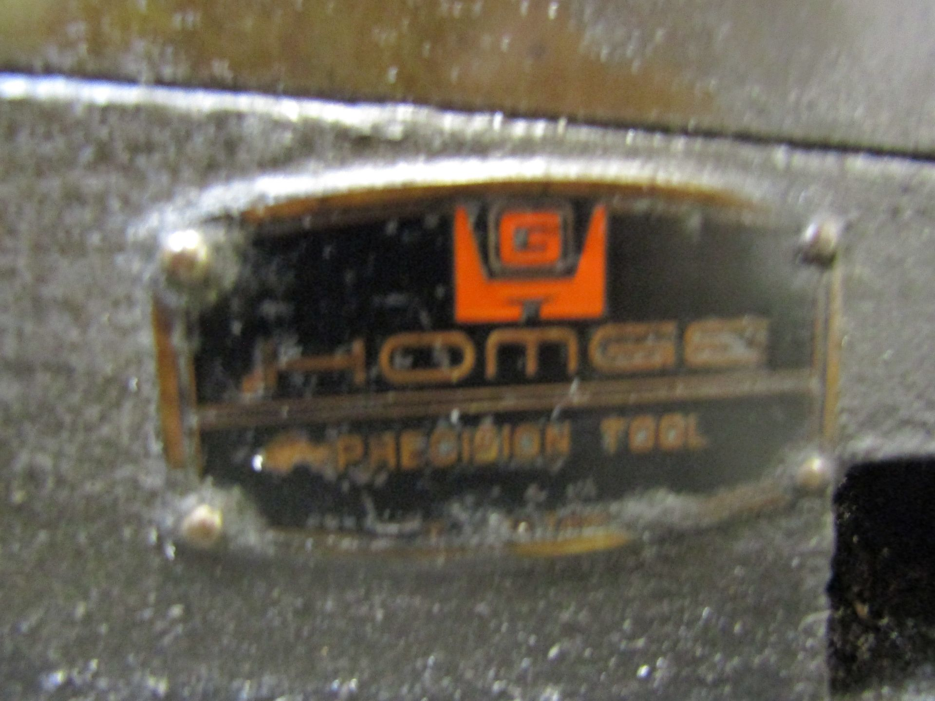"Lot 51 - HOMGE 6"" Milling Vise With Step Blocks and Hardware Sets (1 Partial Set)"