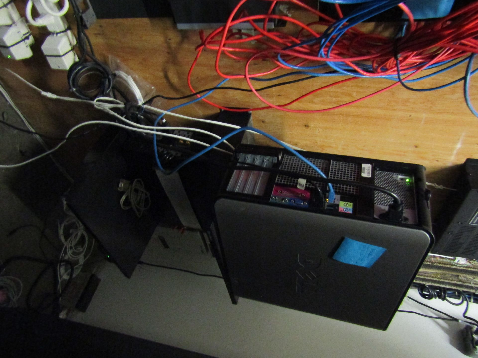 Lot 38 - Contents of Server Room to Include But Not Limited to (No Alarm or Structural Items): Electrical