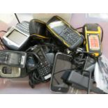 Lot 370 - LOT OF CELL PHONES, used, assorted