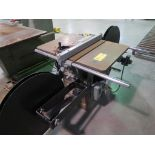 Lot 17 - Delta Rockwell Table Saw
