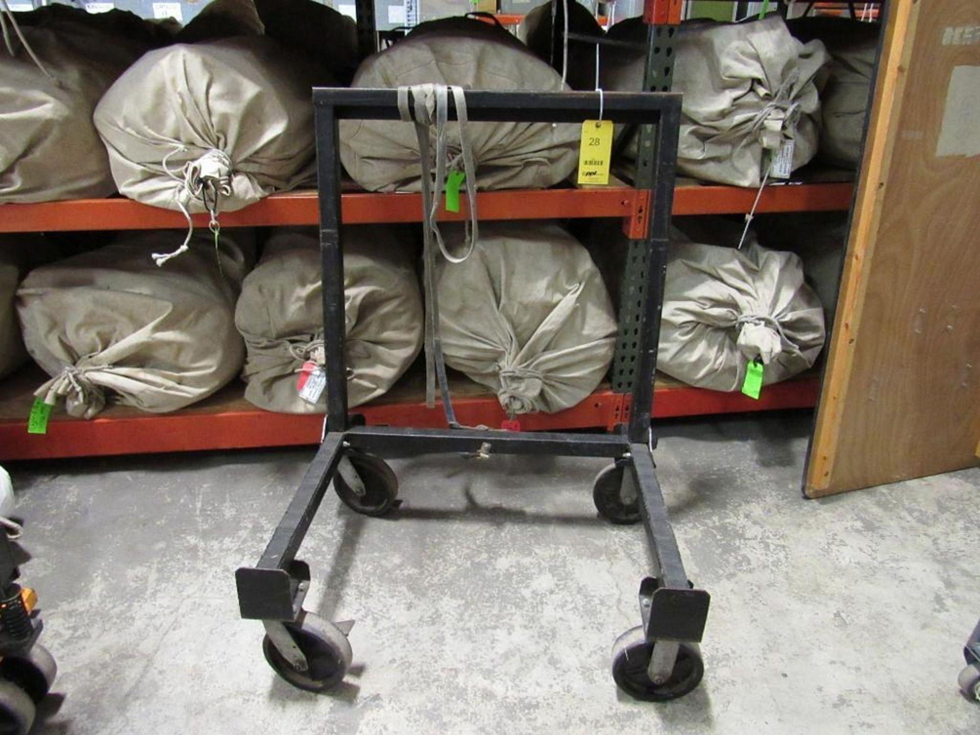 Lot 28 - Wenger Platform Cart