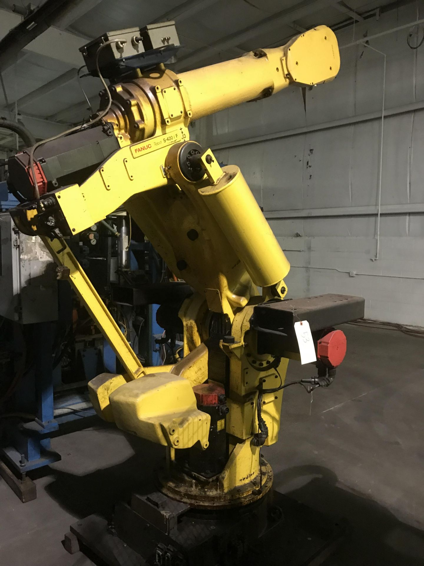 Fanuc Multi Axis Robot - Image 3 of 4