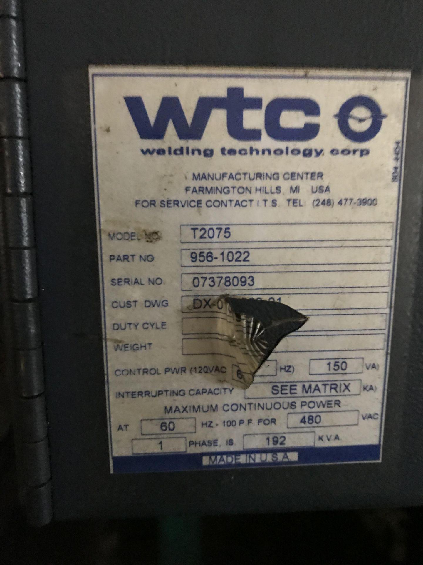 Pentier Welding Cell - Image 4 of 6